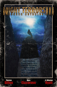 Night Terrors III - Paperback - Blood Bound Books