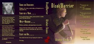 BleakWarrior - Limited Edition Hardcover - Blood Bound Books