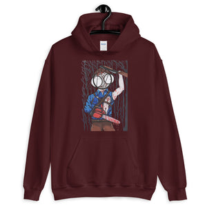 Ash Hooded Sweatshirt