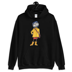 Coraline Hooded Sweatshirt