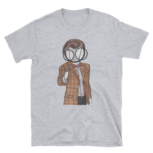 11th Doctor Parody Unisex T-Shirt