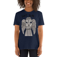 Weeping Angel Parody Unisex T-Shirt