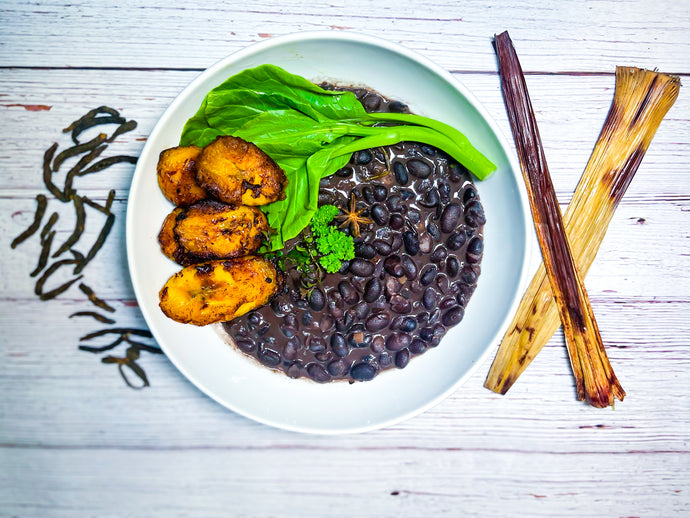 How to cook THE BEST BLACK BEANS YOU'LL EVER TASTE!