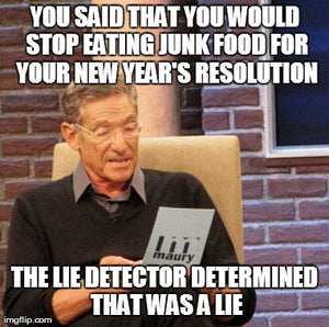 Hacking your New Year's Resolutions!