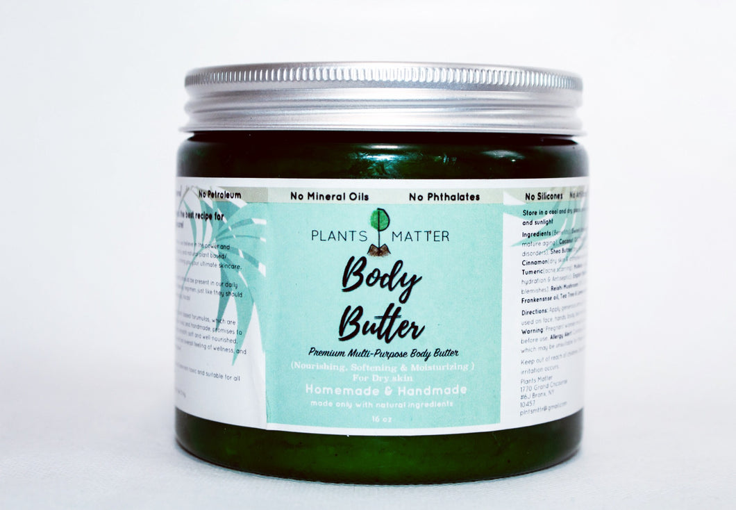 Large Body Butter (16oz)