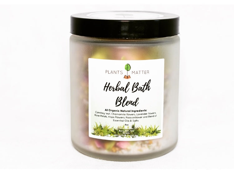 Herbal Bath Blend