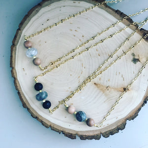 Staylow Diffuser Necklaces