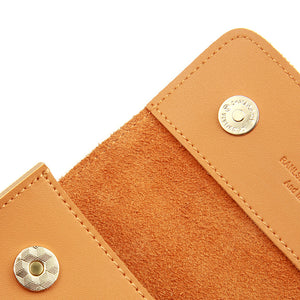 Leather Pouch case For Macbook Accessories - The Fashion Shop