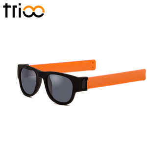 TRIOO Foldable Pocket Polarized Sunglasses - The Fashion Shop