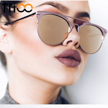 Mirror Rose Gold  Women Sunglasses - The Fashion Shop