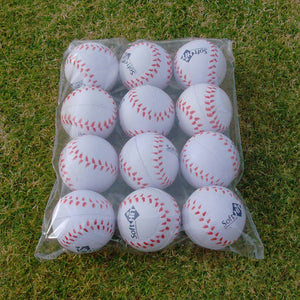 Training Baseballs Soft White