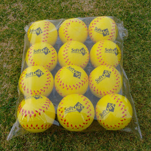Training Baseballs Soft