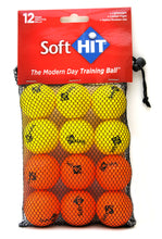 Soft Hit Golf Balls