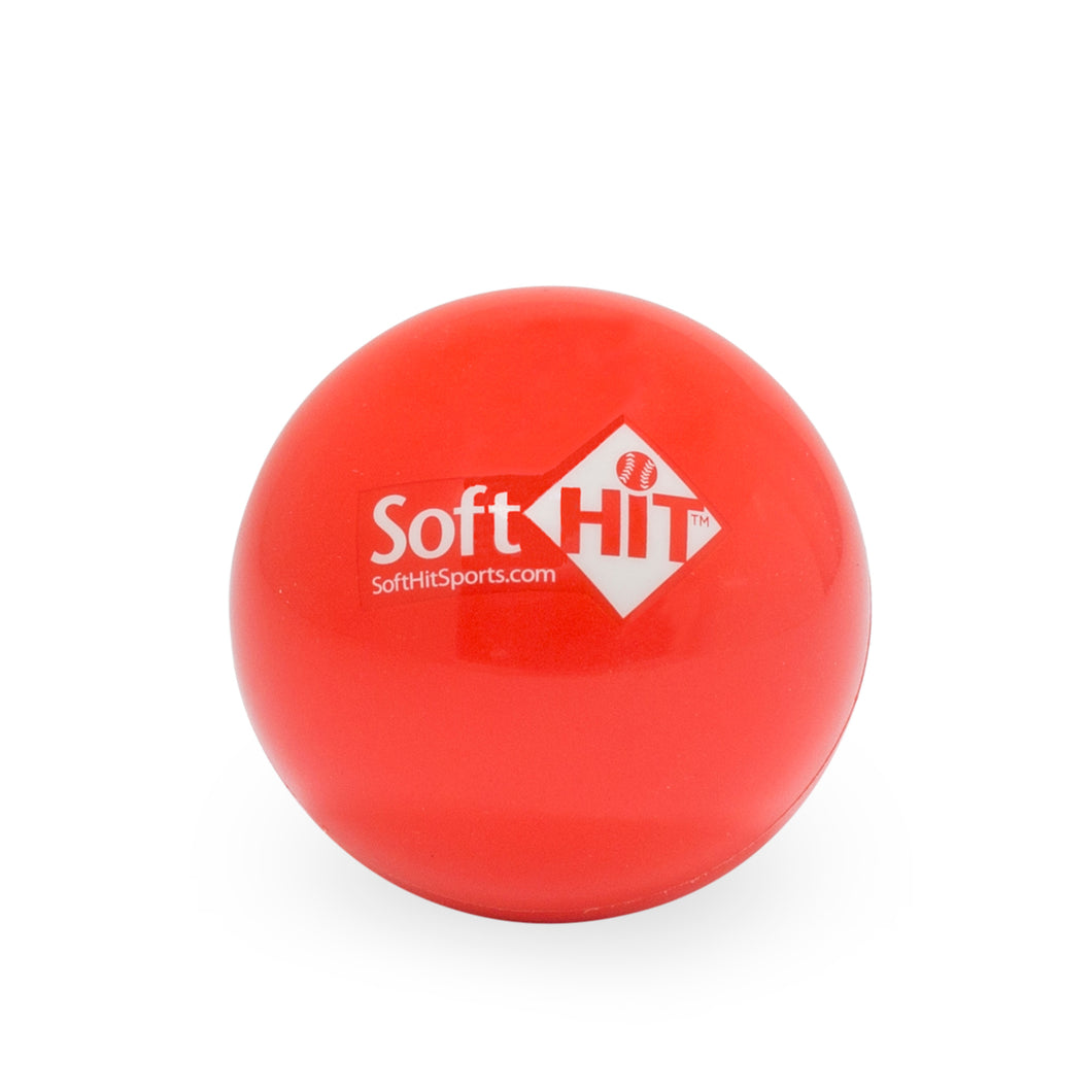 Soft Hit Weighted Training Ball