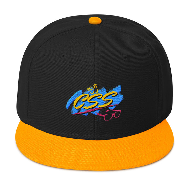 CSS Vibes Snapback Hat