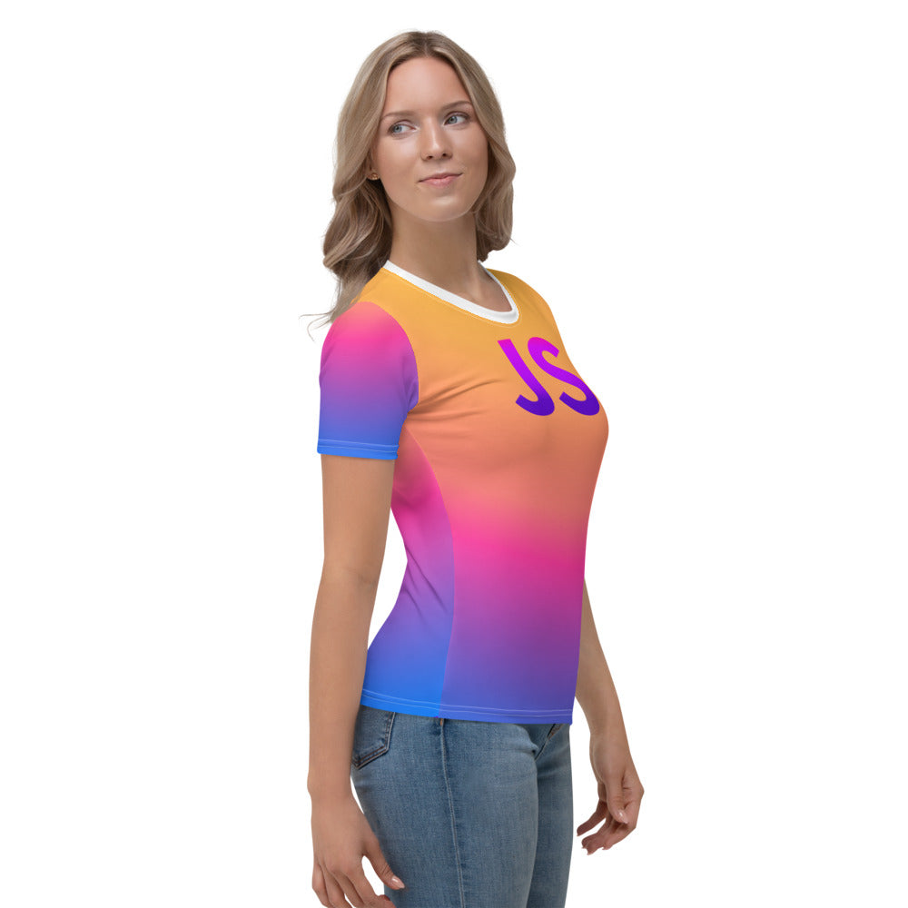 JS Special Edition All-Over Women's T-shirt