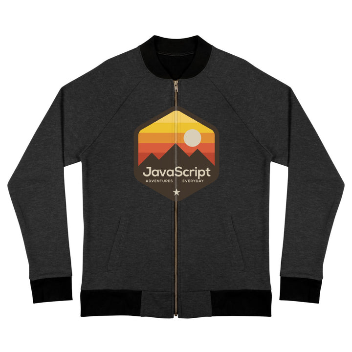 JavaScript Adventures Everyday Bomber Jacket