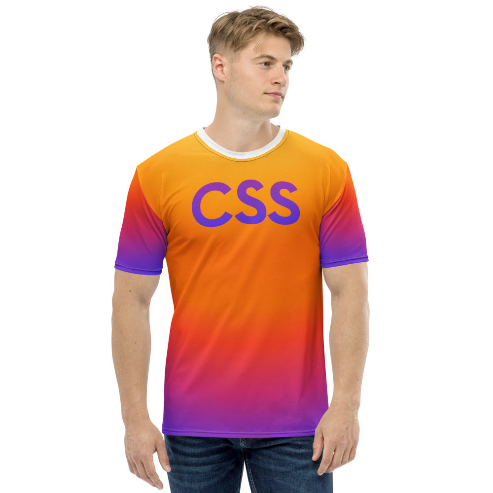 CSS Special Edition All-Over Men's T-shirt
