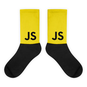 JavaScript Socks (Yellow)