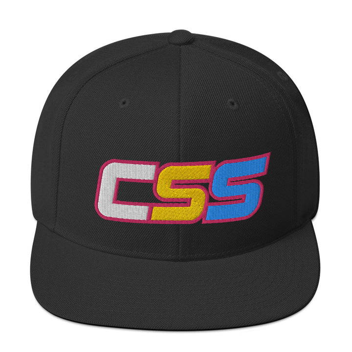 CSS Colors Snapback Hat