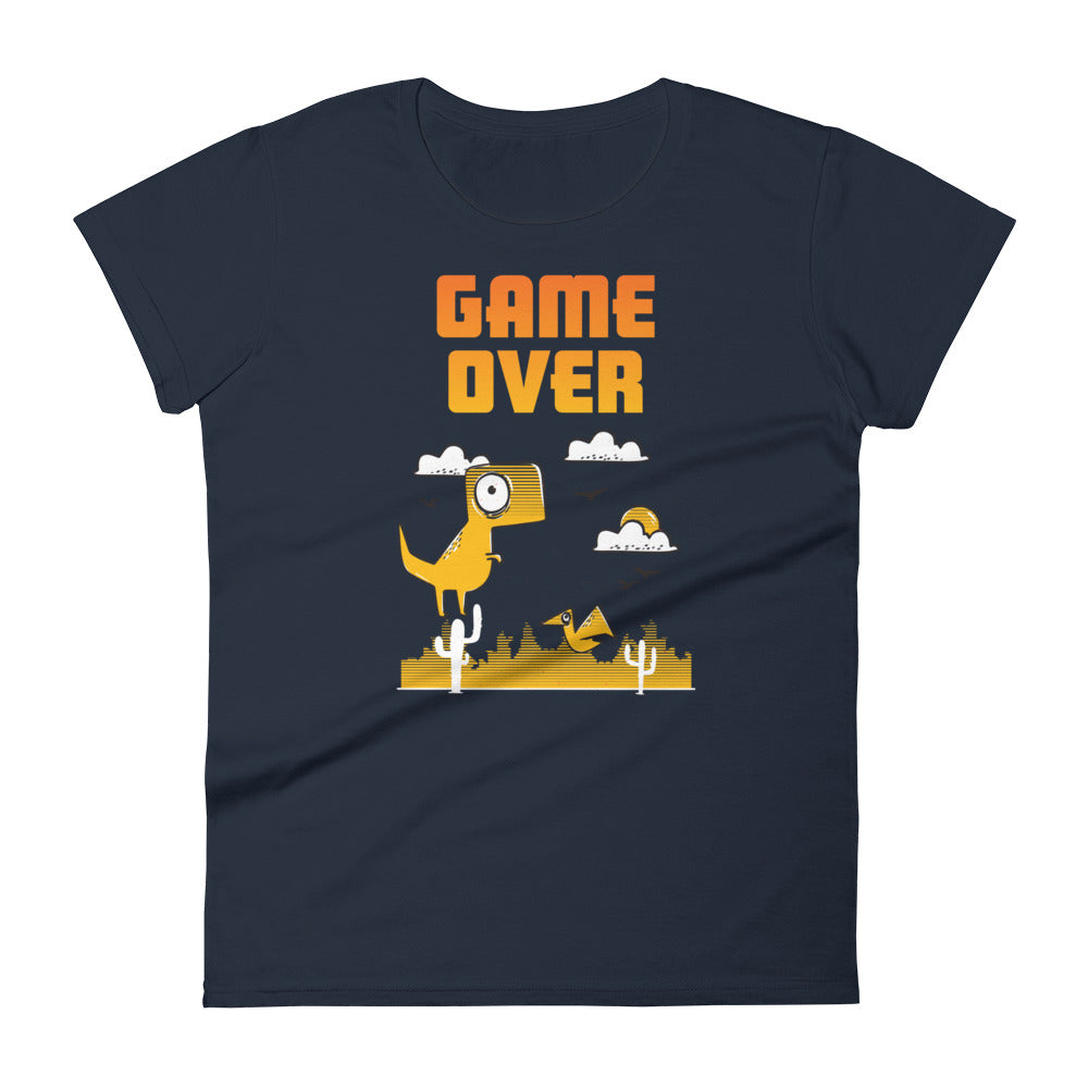 Game Over Women's short sleeve t-shirt