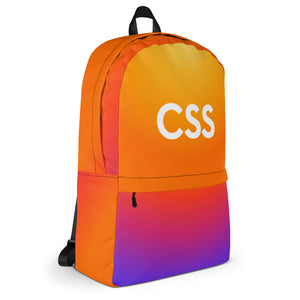 CSS All-Over Backpack