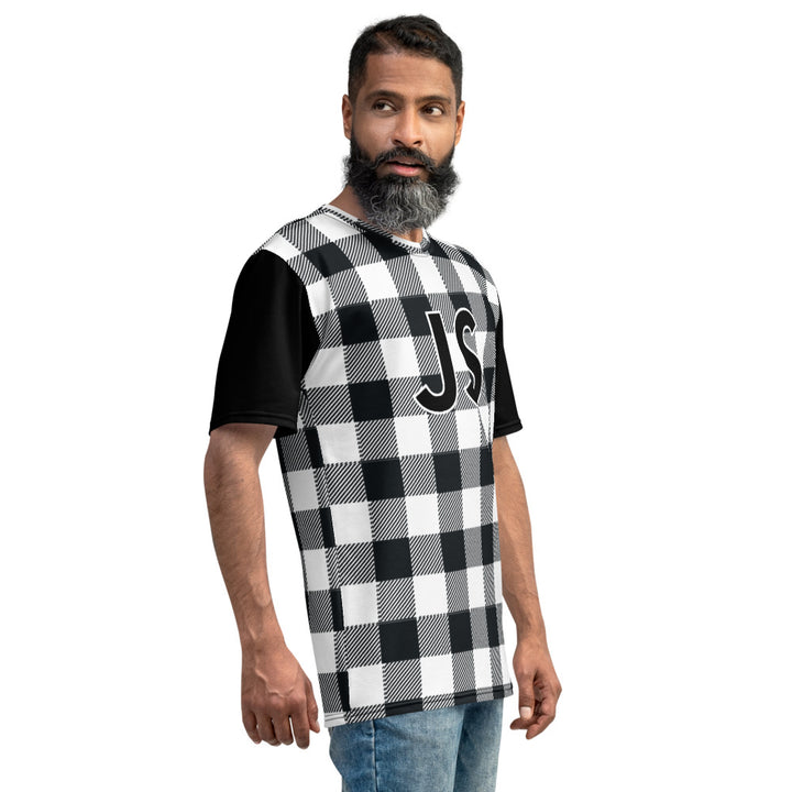 Buffalo Plaid JavaScript T-shirt