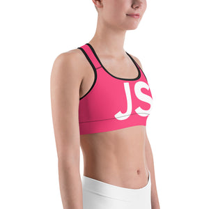 JavaScript Sports bra (Pink)