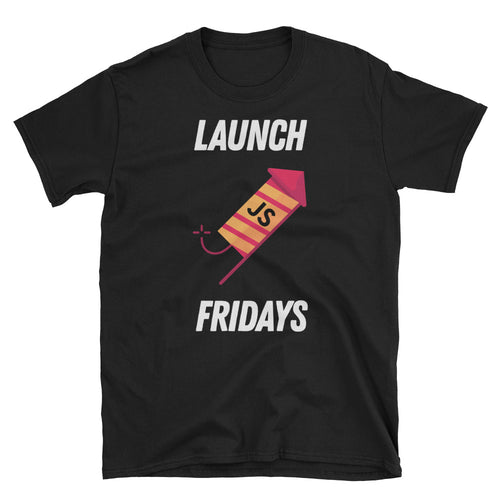 Launch Fridays Short-Sleeve Unisex T-Shirt