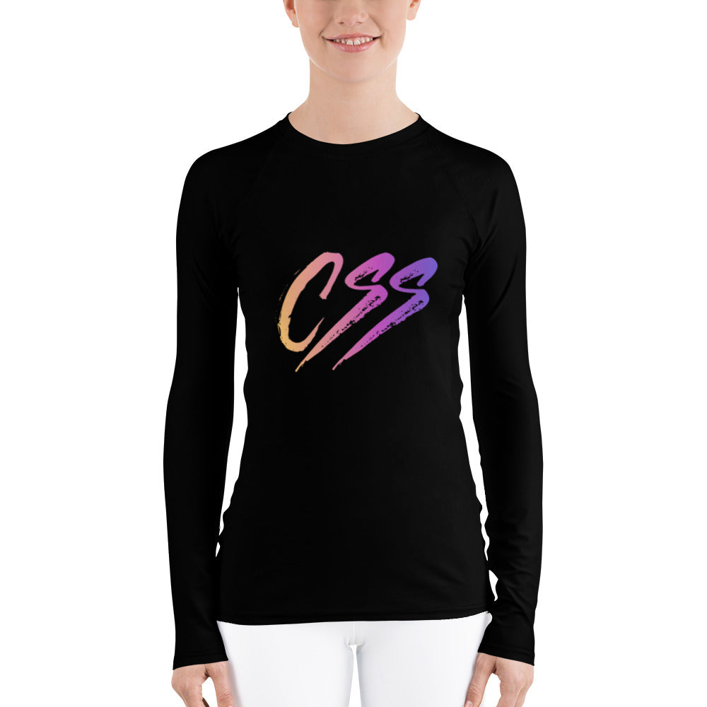 CSS Women's Rash Guard