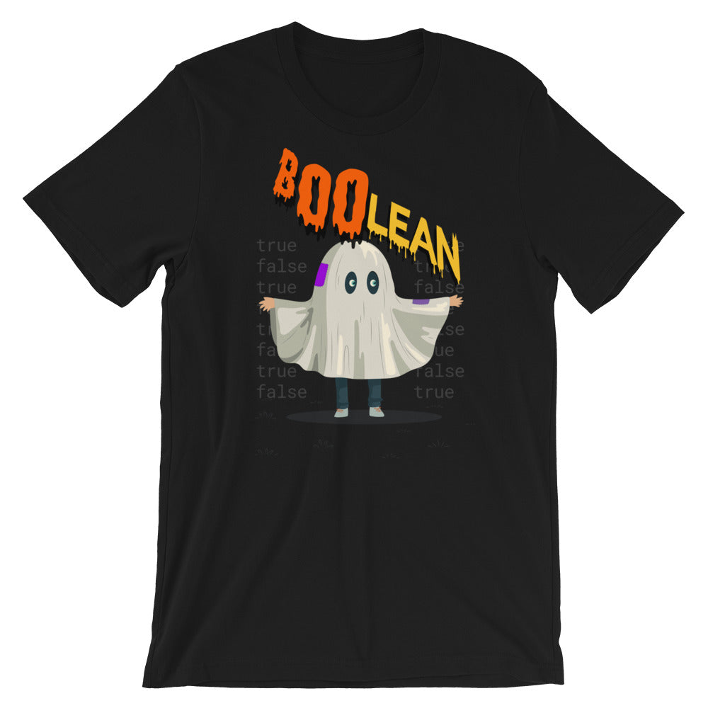 BOOLean Short-Sleeve Unisex T-Shirt
