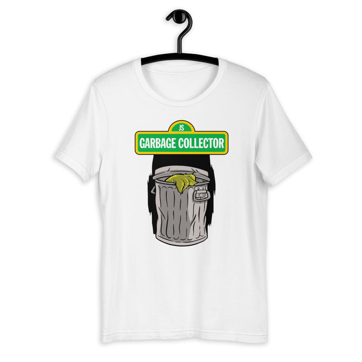 JS Garbage Collector Short-Sleeve Unisex T-Shirt