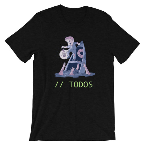TODOS Short-Sleeve Unisex T-Shirt