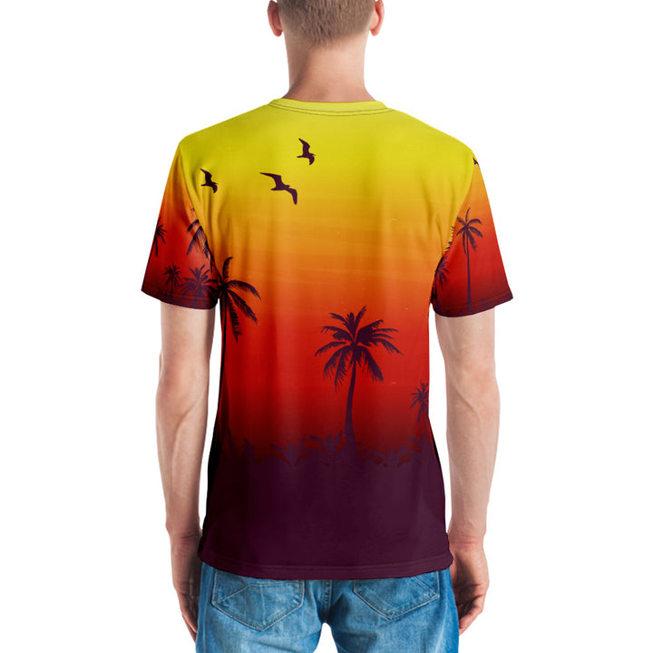 CSS Sunsets Men's T-shirt