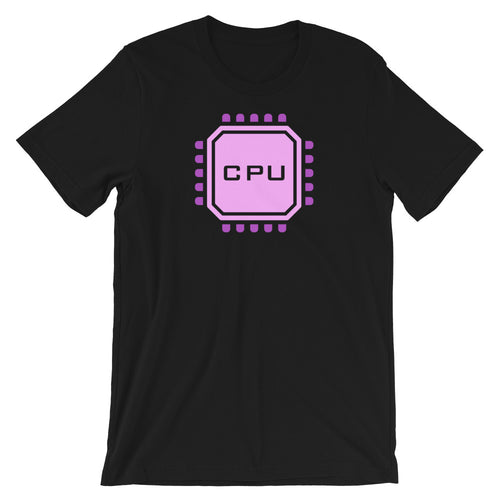 CPU Short-Sleeve Unisex T-Shirt