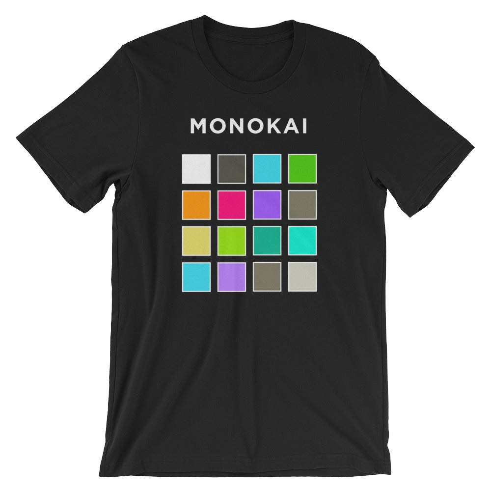Monokai Short-Sleeve Unisex T-Shirt