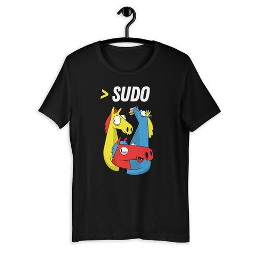 SUDO Short-Sleeve Unisex T-Shirt