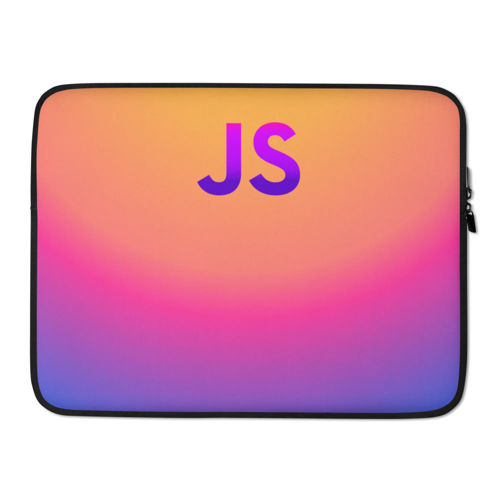 JavaScript Laptop Sleeve