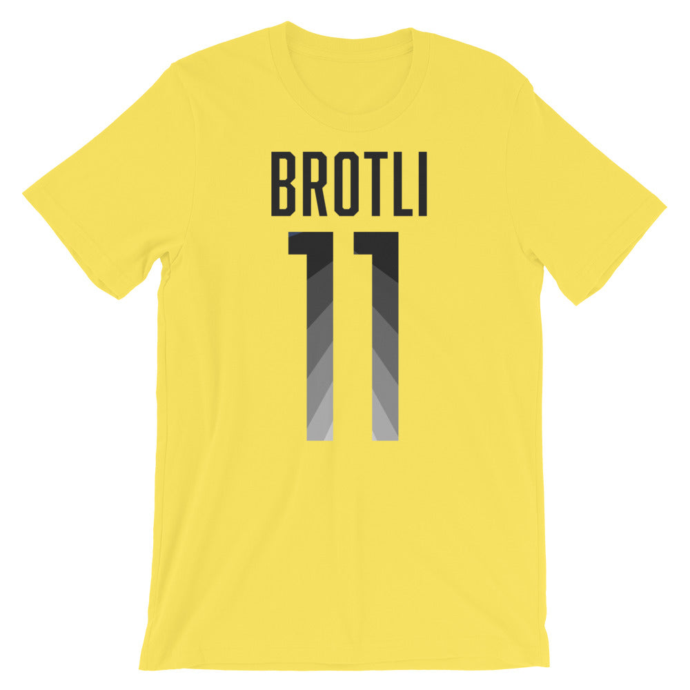 Brotli 11 Short-Sleeve Unisex T-Shirt