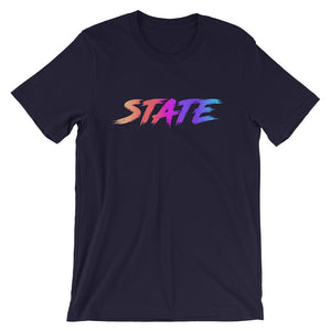 State Short-Sleeve Unisex T-Shirt