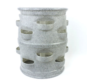 "Patio Pocket Planter ""Gray Granite"" Color"