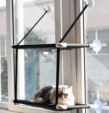 Double-deck Cat Hammock Bed by PresentPet