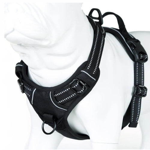 No Pull Reflective Dog Harness by PresentPet