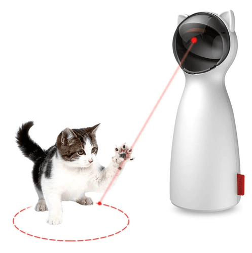 Smart Interactive Cat Laser Toy by PresentPet