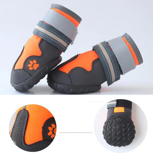 Anti-slip Dog Boots by PresentPet