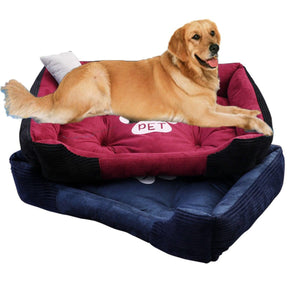 Warm Dog Bed by PresentPet