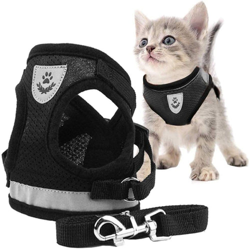 Breathable Cat Harness by PresentPet