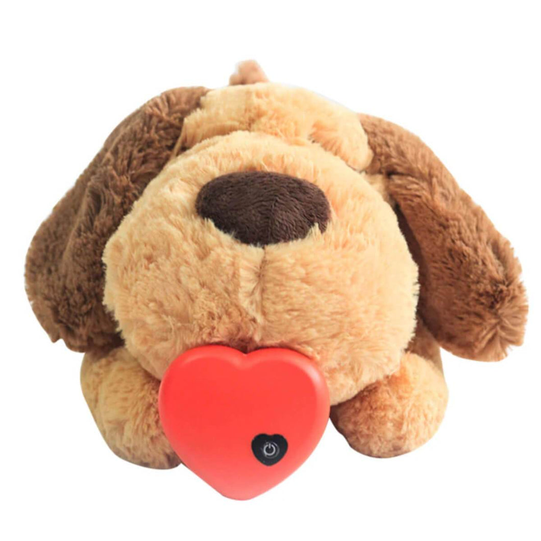 Calming Heartbeat Dog Toy by PresentPet