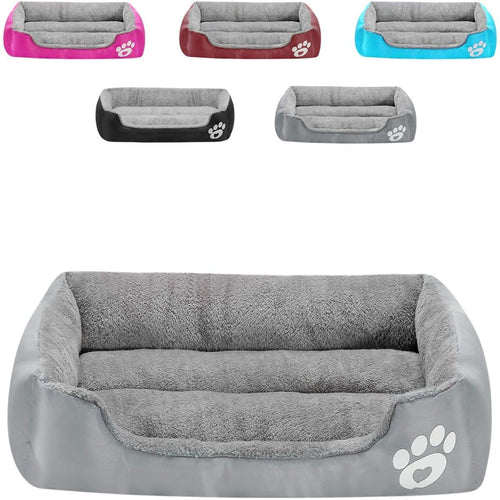 Warm Dog Sofa Bed by PresentPet