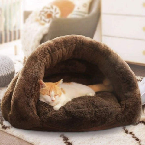 PresentPet Cosy Heated Cat Bed